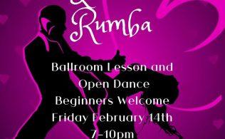 Love to Rumba-Ballroom Dancing at the Carnegie Museum