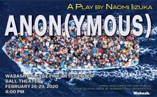 Theater Production: Anon(ymous)