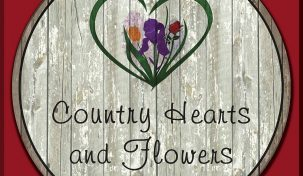Country Hearts and Flowers