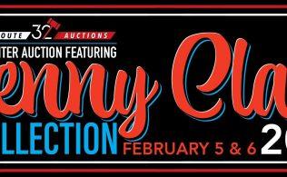 Denny Clark Winter Auction